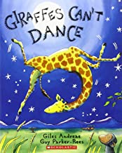 Giraffes Can't Dance: Audiobook Read-Along (Paperback and CD)