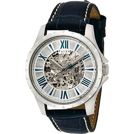 [フルボデザイン] 腕時計 F5021SSIBL メンズ ブルー