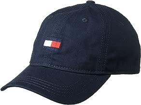 Tommy Hilfiger Boys' Big Hat Ardin, Navy Blazer, 8-10
