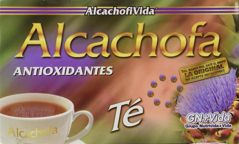 Charlotte Mall MADE IN USA - NEW TEA Department store Alcachofivida NUEVO Box 30 tea with bags