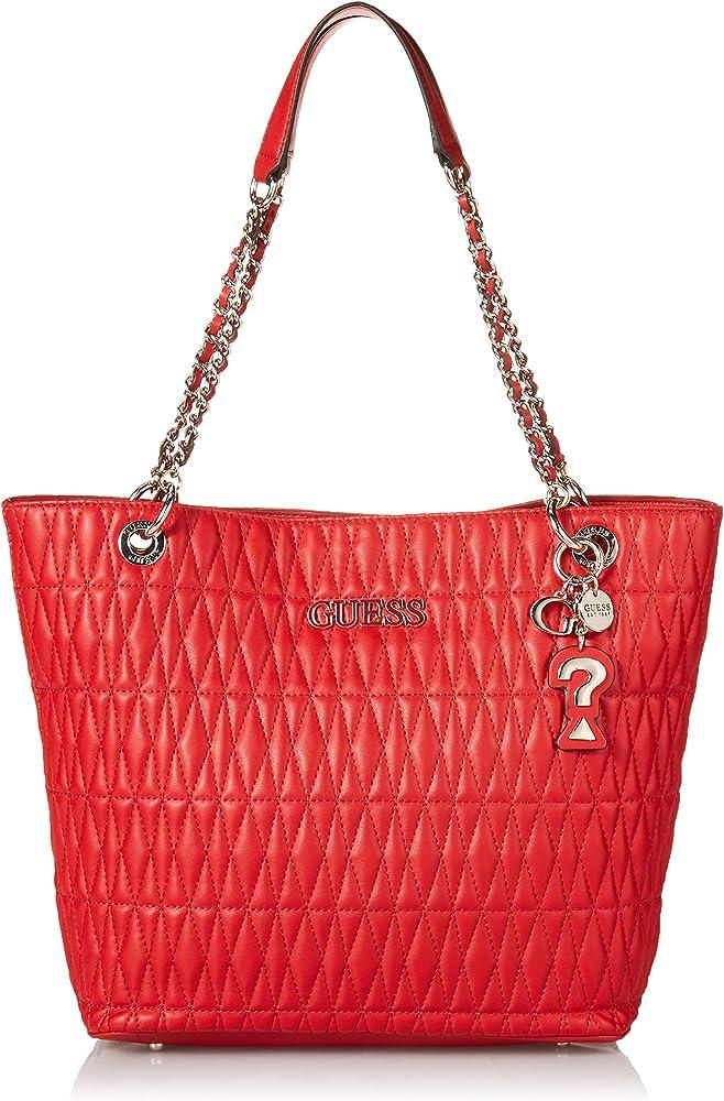 Guess,borsa per donna,in ecopelle trapuntata VG787123