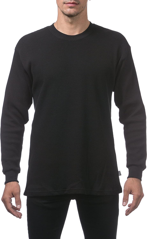 Pro Club Men's Heavyweight Cotton Long Sleeve Thermal Top