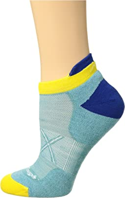 Darn Tough Vermont Vertex No Show Tab Ultra Light Cushion Socks