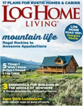 log home living magazine subscription