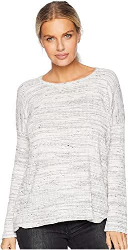 Ribbed Contrast Sweater