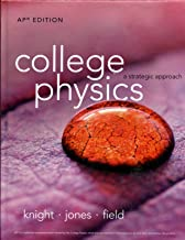 College Physics a strategic approach AP Edition