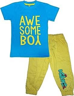 T2F Cotton Pajama set for Boys