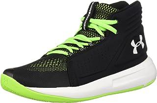 Chaussures de Basketball gar/çon Under Armour Grade School Torch Mid