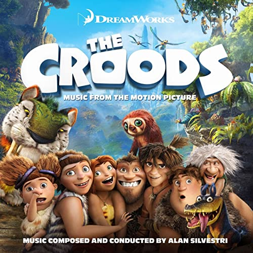 66d08edb7 The Croods (Music from the Motion Picture) by Alan Silvestri on ...