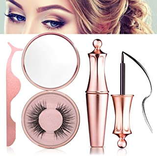 Magnetic Eyeliner Kit, Magnetic Eyeliner With Magnetic Eyelashes, Magnetic Lashliner For Use with Magnetic False Lashes