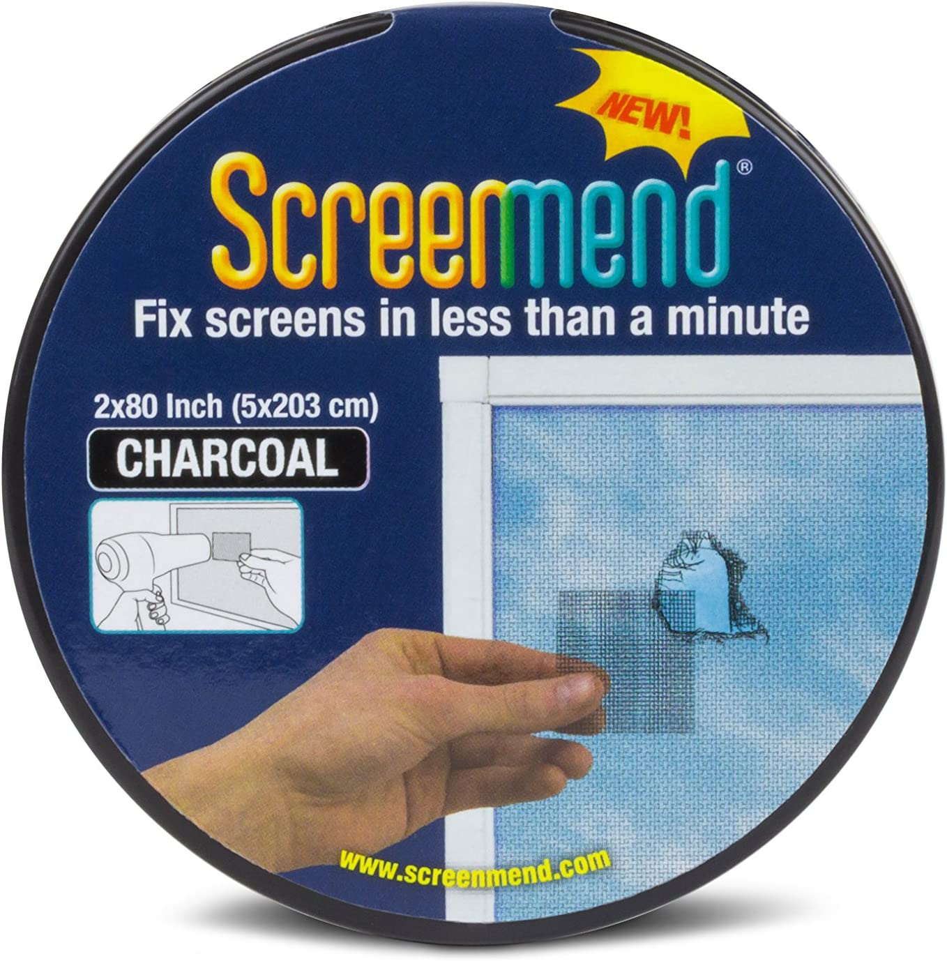 Screenmend Window Screen ! Super beauty product restock quality top! Repair Kit SEAL limited product 2
