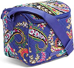 Vera Bradley Iconic Stay Cooler Insulated Lunch Bag, Multi/Romantic Paisley
