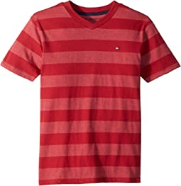 Tommy Hilfiger Kids Jaden Tee (Toddler/Little Kids)