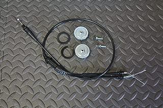 Vitos Tors Removal Yamaha Banshee 1987-2006 Thumb Throttle Cable Caps Eliminator