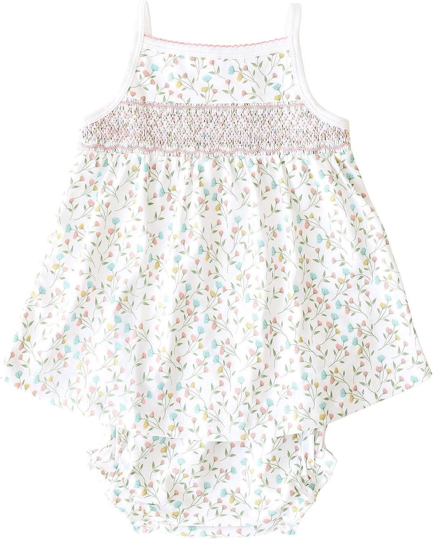 Max 58% OFF Pink Arabella Los Angeles Mall Smocked Tank Dress