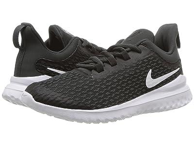 Nike Kids Rival (Little Kid) (Black/White/Anthracite) Boys Shoes