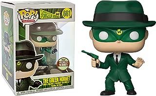 Funko Green Hornet (Specialty Series): Green Hornet x POP! TV Vinyl Figure & 1 POP! Compatible PET Plastic Graphical Protector Bundle [#661 / 31485 - B]