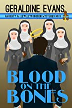 Blood on the Bones: British Detectives (Rafferty & Llewellyn Book 9)
