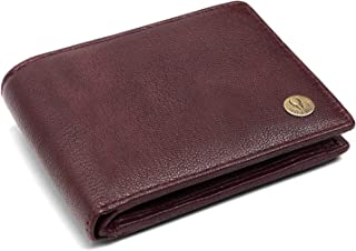WildHorn RFID Protected New Design Bombay Brown 100% Genuine Men's Leather Wallet (Bombay Brown)