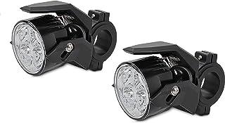 Kabelbaum Motorrad Zusatzscheinwerfer ZS16 f/ür BMW R 1200 GS//Adventure//Exclusive//Rallye LED Lumitecs 9-32V 30 Watt inkl