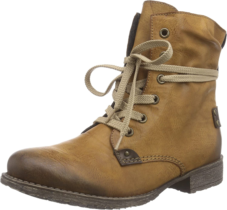 Rieker 7082024 Size 8.5 US Brown