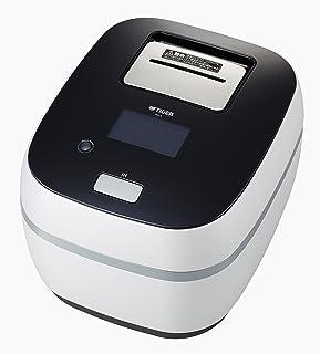 タイガー 炊飯器 土鍋圧力IH 「THE 炊きたて」 フロストホワイト 5.5合 JPX-A101-WF