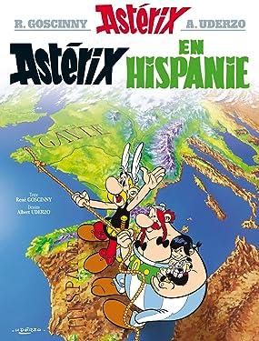 Astérix - Astérix en hispanie - n°14 (Asterix) (French Edition)