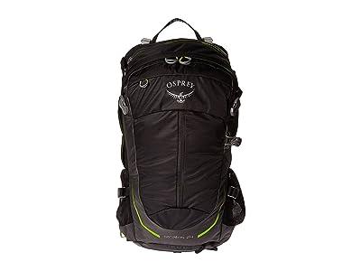Osprey Stratos 24 (Black) Backpack Bags