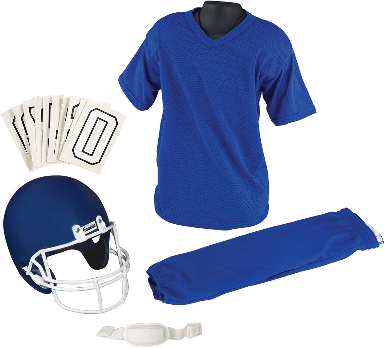 Franklin Sports Kids Football Costume and Uniform Set