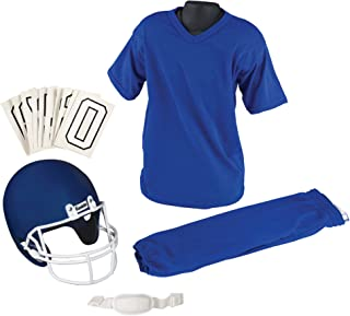 Franklin Sports Kids Football Costume and Uniform Set