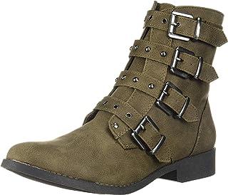Fergalicious Women's March Ankle Boot