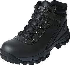 Northside Men's Apex Mid Hiking Boot, Black, 7 M US