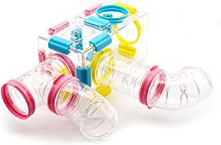 hamster cage accessories tubes