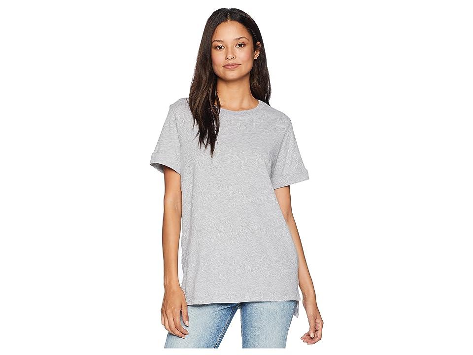 LAmade Jade Tee (Heather Grey) Women's T Shirt