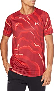 Under Armour Mk1 Printed Short Sleeve Gym Workout Shirt Manica Corta Uomo