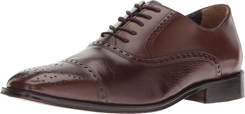 Florsheim Men's Otavio Cap-Toe Oxford,Brown,7 EEE