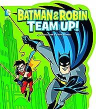 Batman and Robin Team Up! (DC Board Books)