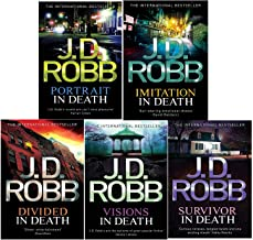 Jd Robb Death Series 4 - Books 16-20: 5 Books Collection Set