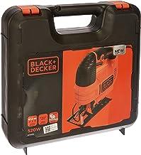 Black+Decker decoupeerzaag. 520 watt. zwart, oranje