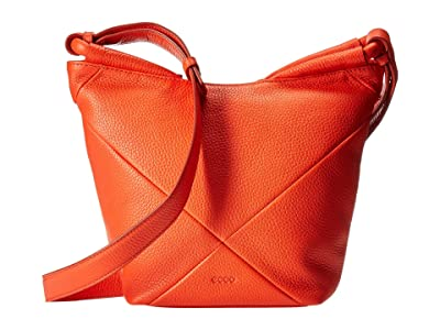 ECCO Linnea Crossbody (Fire) Cross Body Handbags