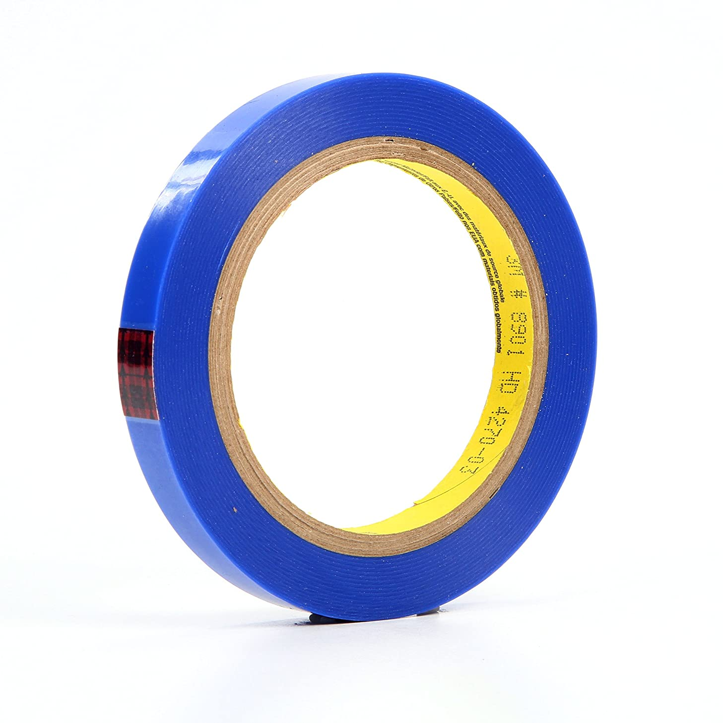 3M 92765 Polyester Tape 8901 Blue, 1/2