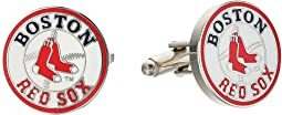 Cufflinks Inc. - Boston Red Sox Cufflinks
