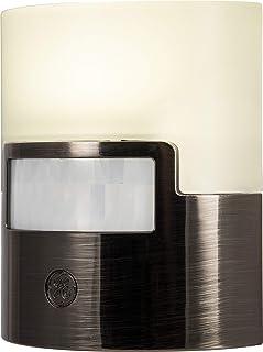 GE 30815 Ultra Brite Motion-Activated LED Light, 40 Lumens, Soft White,