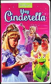 Hey Cinderella VHS