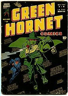 Green Hornet Comics #31