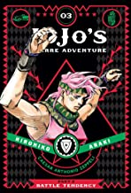 JoJo's Bizarre Adventure: Part 2--Battle Tendency Volume 3