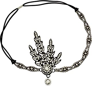 Best black jeweled hair accessories Reviews