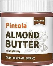 Pintola Almond Butter Dark Chocolate Creamy, 350 g
