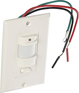 Hubbell Building Automation IWSZP3PW Passive Infrared Occupancy Sensor, White