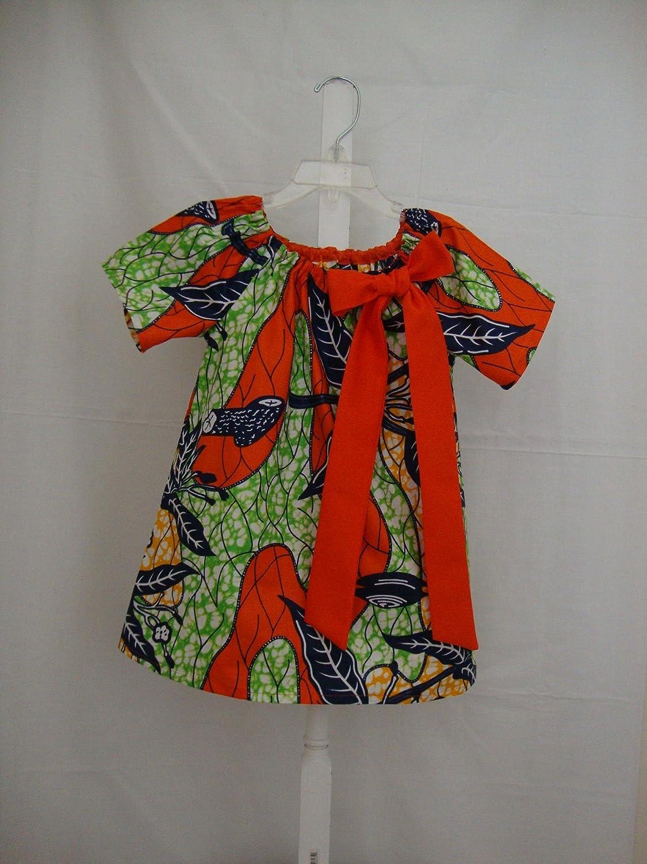 Raleigh Mall Girl's Latest item Ankara Dresss Peasant